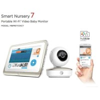 Motorola MBP855 Connect Video Baby Monitor Wi-Fi Remote 5 Inch