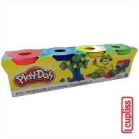 Play Doh Mini 4 Pack Playdoh 23241 Compound 2 OZ
