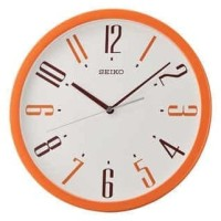 Aerocart Official Store SEIKO Wall Clock QXA729 Quiet Sweep