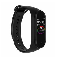Smartband M4 Anti Air Support Android dan Iphone - Hitam