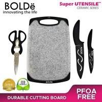 BOLDe Super Utensil Cutting Board Set 3+1