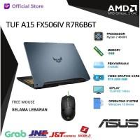 Asus TUF A15 FX506IV R7R6B6T | Ryzen 7 4800H 8GB 512ssd RTX 2060 6GB