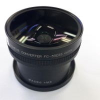 conventer fish eye and macro 55 mm
