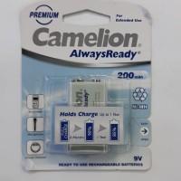 Baterai charge 9 volt Camellion