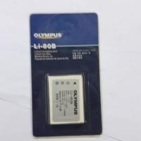 Baterai olympus LI - 80B