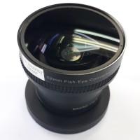 converter fish eye and macro 52 mm