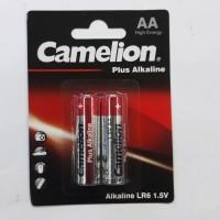 Baterai Alkaline Camelion isi 2 baterai AA