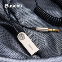 Baseus Bluetooth Wireless Transmitter Receiver USB Aux Adapter Cable