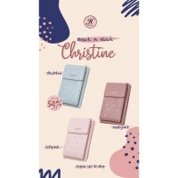 Beatrice Christine Mini Bag Jims Honey Original Tas Dompet hp Mini