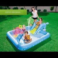 [ORIGINAL]Kolam Renang Anak Bestway Fantastic Aquarium Play Pool 53052