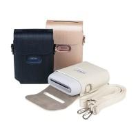Case Instax Mini Link - Leather Bag Case