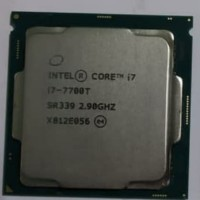 CORE I7 7700T PLUS FAN INTEL ORIGINAL
