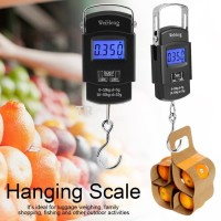 Timbangan Gantung Digital Scale 50 KG Merek Lesindo LS-03