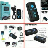 Original Receiver Bluetooth X6 bs Mp3 music & memori SD