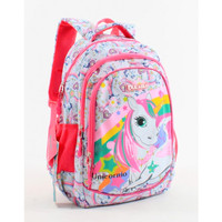 Tas Ransel Sekolah SD Durable LoL Surprise & Unicorn Style backpack - DUR 19600-3