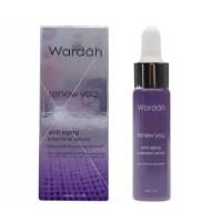 wardah renew you intensive serum 17ml