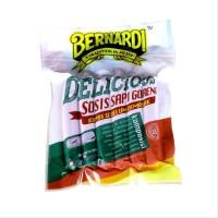 Bernardi delicious sosis sapi 12'S 350g