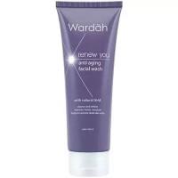 wardah renew you facial wash 100ml