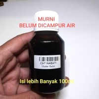 Leather Dyes Cat Kulit Khusus Nabati Water Stain