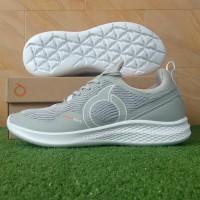 Sepatu Running Sneakers Ortuseight Cereza - Light Grey/White