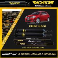 Shock Absorber Monroe Oespectrum Toyota Etios Valco bag Belakang