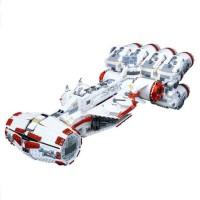 Star Wars Tantive IV Blockade UCS Lego kw 10019 Lepin 05046 King 81048