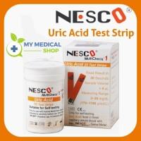 Nesco Strip Asam Urat / Stik Nesco Asam Urat Strip Nesco Urid Acid