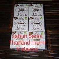sabun beras Thailand murni