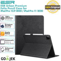 Original ESR Urban Premium Case iPad Pro 11 2020 / 12.9 2018 - Cover - iPad Pro 12.9, Black