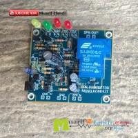 KIT Speaker Protektor Amplifier Relay Songle kodok Mono Led Clip Signa