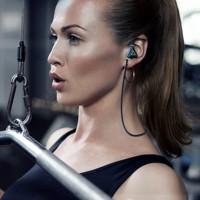 Earphone Bluetooth Wireless Subwoofer Anti Air untuk Olahraga