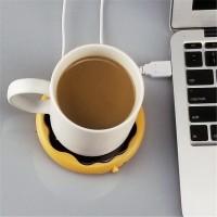 ❣New❣ USB Electronics Powered Cup Warmer Mat Pad For Coffee Tea