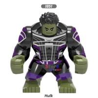 Lego Marvel Comics Professor Bruce Banner Hulk Quantum Realm No Dus