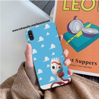 Casing HP iPhone Xs Max 7 Plus forky toy story 4 11 Pro case