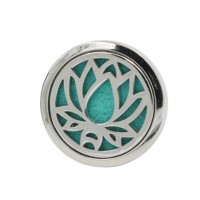 Car-styling Stainless Car Air Vent Freshener Essential Oil Diffuser
