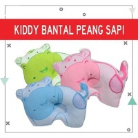 Kiddy bantal peang owl cow elephant