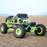 Rc car Wltoys 12428 rock crawler speed 4wd 4X4 offroad 2,4gHz 50km/h