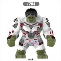 Lego Marvel Comics Professor Bruce Banner Grey Hulk Quantum Realm No