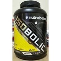 New !! Nutrabolic Isobolic 5 lbs Whey Protein Isolate Di Surabay