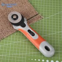 Roda Pemotong Kain Bentuk Bulat untuk Peralatan Rumah Tangga