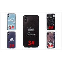 Soft TPU case cover Samsung Galaxy A10 A20 A30 A40 A50 A60 A70 A80