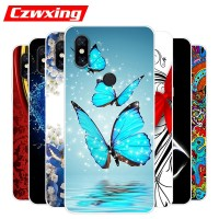 Xiaomi Mi Mix 3 Case Silicone Back Cover Phone Case For Xiomi Xiaomi