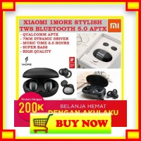 UF842 Xiaomi 1More Stylish TWS Bluetooth 5.0 Qualcomm APTX 1 More