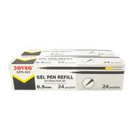 Isi Pulpen Gel Joyko GPR 263 0.5 mm / Gel Pen Refill Isi Ulang Pen 05