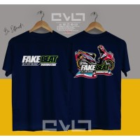 Terlaris ! Kaos / Baju Motor Thailook Fake Honda Beat Indonesia Beat