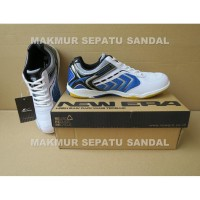 Terpopuler ! Sepatu Badminton - New Era Badminton 7 - Blue