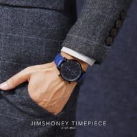 JIMS HONEY PROMO 8137 jam tangan pria analog jimshoney cowok branded