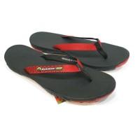 Sandal Jepit Outdoor Cewek Megara Warna Merah
