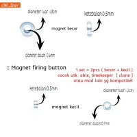 magnet timekeeper able mod