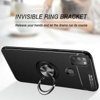 Casing Softcase Iring Samsung Galaxy M21 Soft Back Case